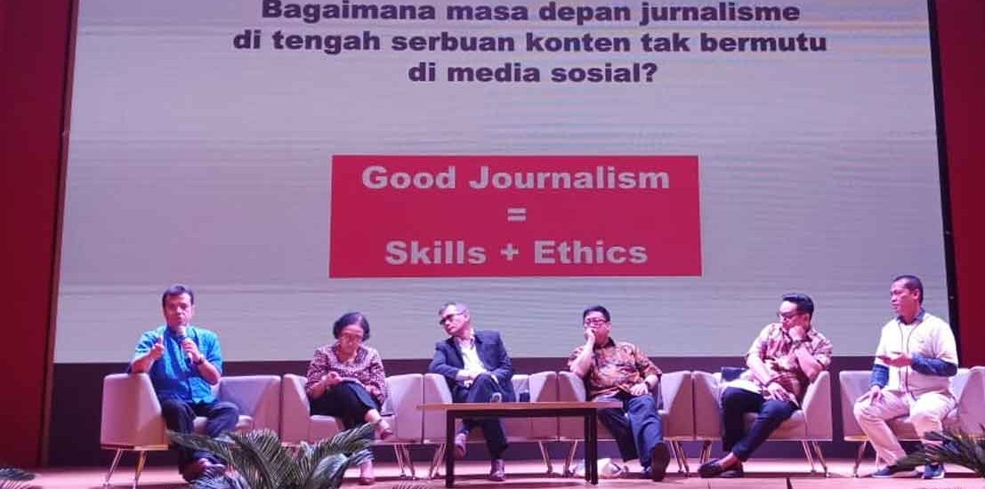 Usung Semangat Good Journalism, Industri Media tetap Optimis