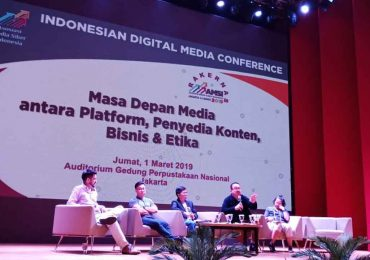 Dua Diskusi Strategi Media Digital Warnai IDMC