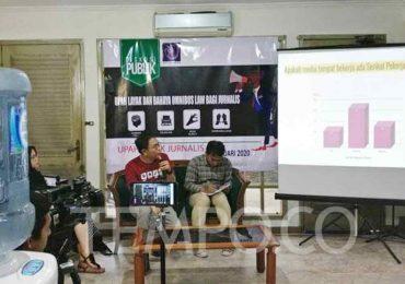 AJI Jakarta Sebut Upah Layak Jurnalis Sebesar Rp 8,7 Juta