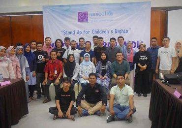 Jurnalis Aceh Bentuk Forum Peduli Anak