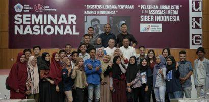 AMSI Gorontalo dan Sumatera Utara Gelar Pelatihan Jurnalistik