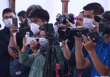 AMSI Galang Bantuan Alat Pelindung Diri untuk Jurnalis
