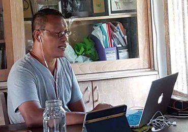 Sapto Anggoro : Media Berhadapan dengan Dilema dalam Pemberitaan Covid-19