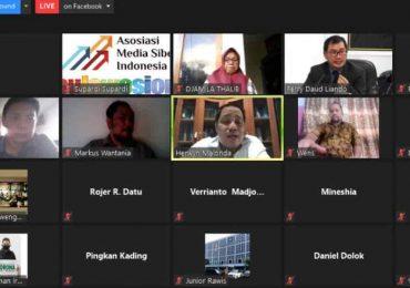 Diskusi Online AMSI Sulut: Menjaga Independensi Media Jelang Pilkada di Tengah Hantaman COVID-19