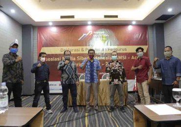 Pengurus AMSI Aceh Dilantik