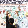 Dewan Pers Tegaskan Konten Hoax Memecah Belah Masyarakat