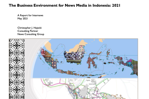 Research: The Business Environment for News Media in Indonesia