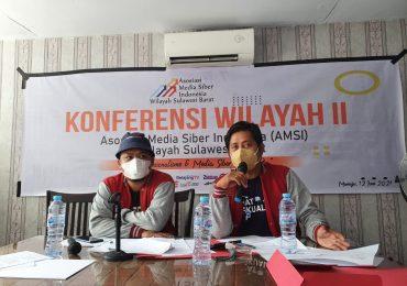 Anhar – Busman Pimpin AMSI Sulbar 2021-2024