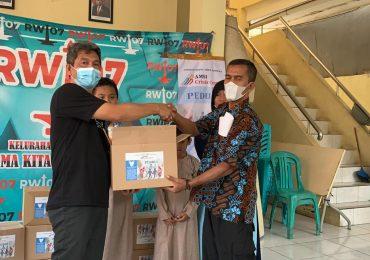AMSI Crisis Center Sasar Penduduk Jakarta Penerima Paket Kesehatan